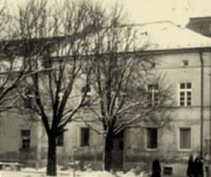 KWalter's erstes eigenes Firmengebäude im Jahre 1919 in der Plinganserstrasse in München.